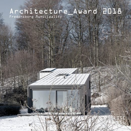 Fredensborg Arkitekturpris 2018 awardwinng building of the year strandvillaen Atelier Lise Juel