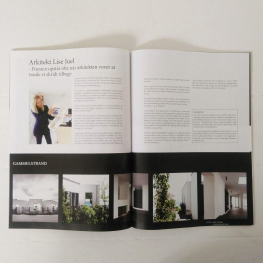 Atelier Lise Juel Featured in Strandvejsmagasinet
